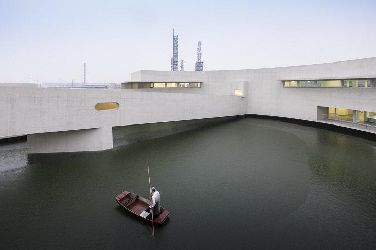 کاربردهای ابتکاری آب در معماری-4