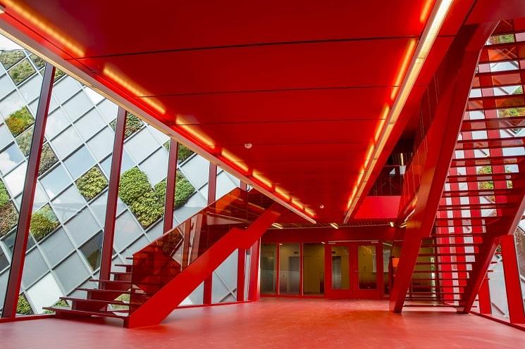 تأثیر رنگ بر معماری-5