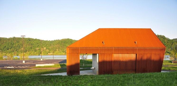 تأثیر رنگ بر معماری-8