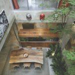 بازسازی تراس خانه 1
