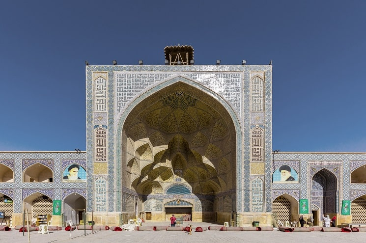 مسجد جمعه اصفهان (ایران)