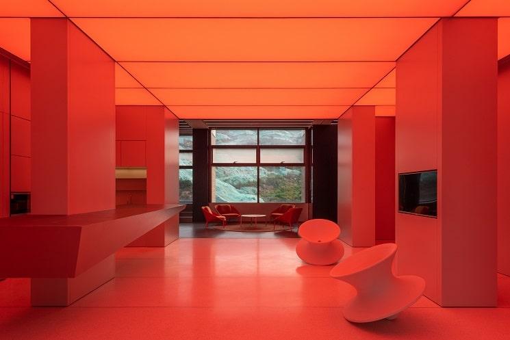 تأثیر رنگ بر معماری-14