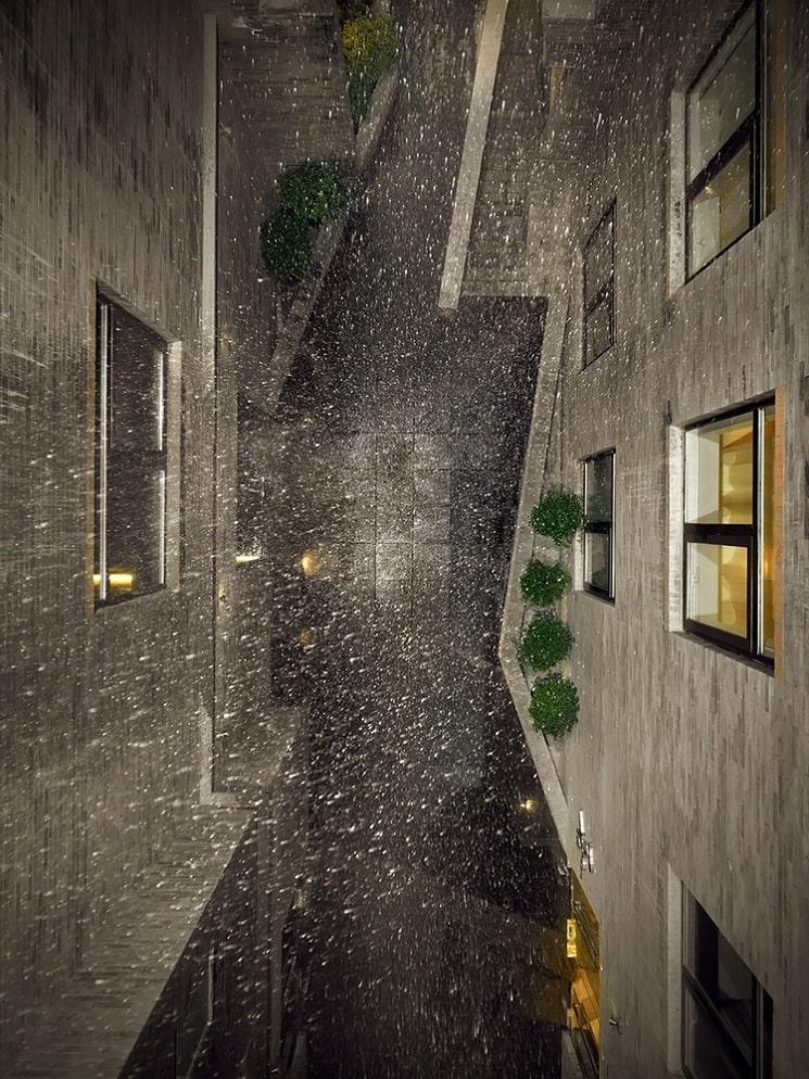 کاربردهای ابتکاری آب در معماری-10