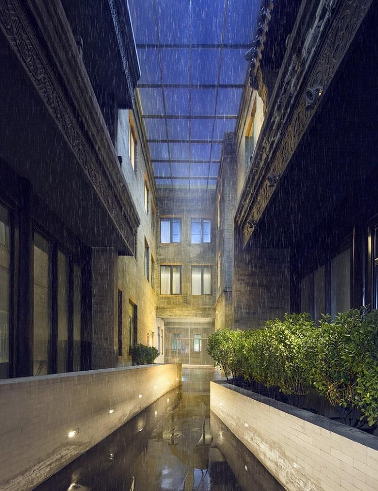 کاربردهای ابتکاری آب در معماری-11