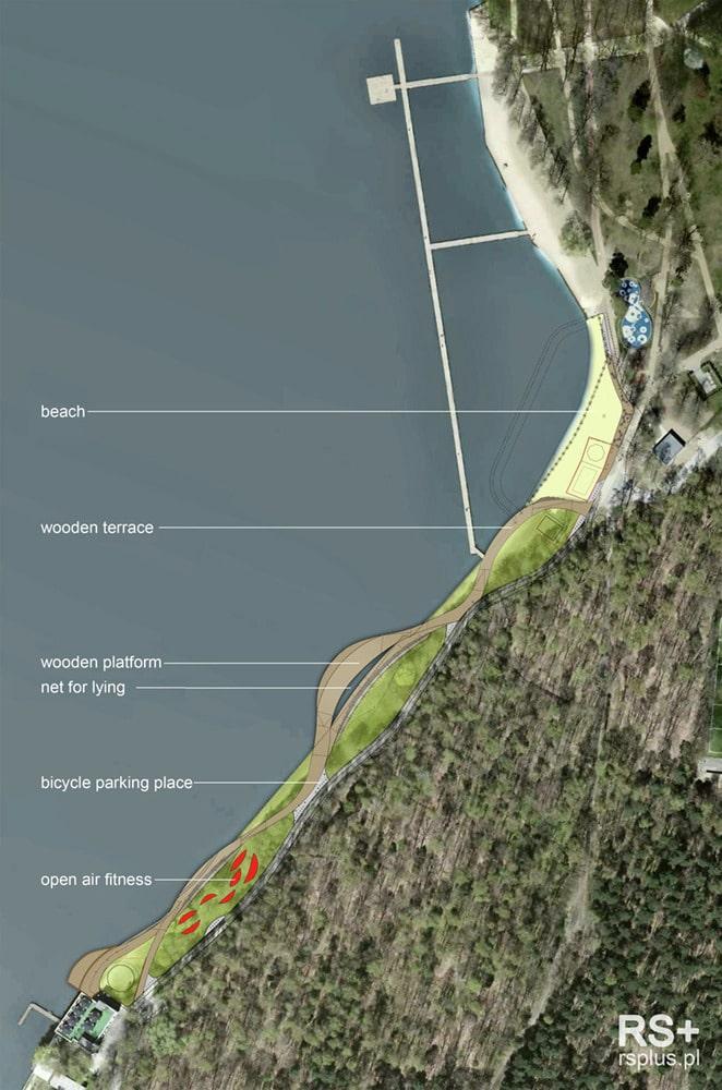باز سازی پلان ساحل پاپروکانی