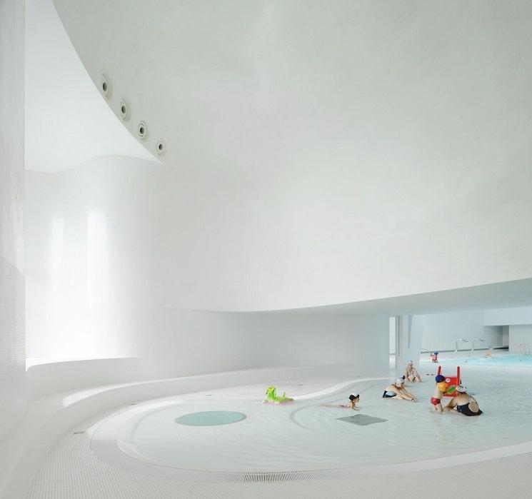 کاربردهای ابتکاری آب در معماری-13