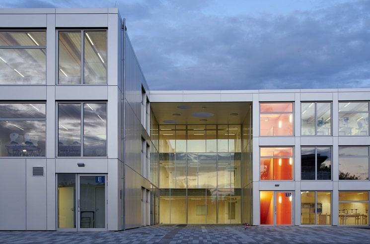 مدرسه متوسطه یکپارچه برلین
