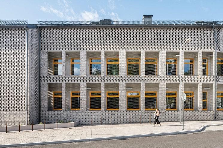 طراحی مدرسه بوبرگ در استکهلم سوئد22