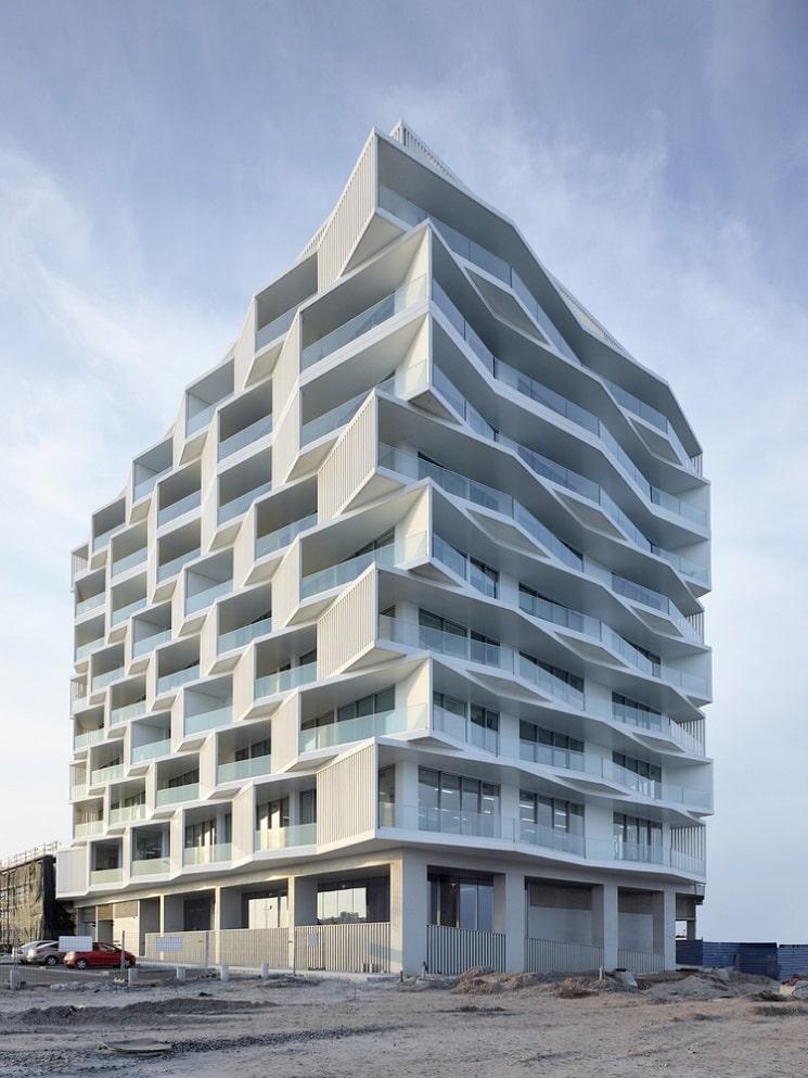 برج تجاری مسکونیDYEJI-8
