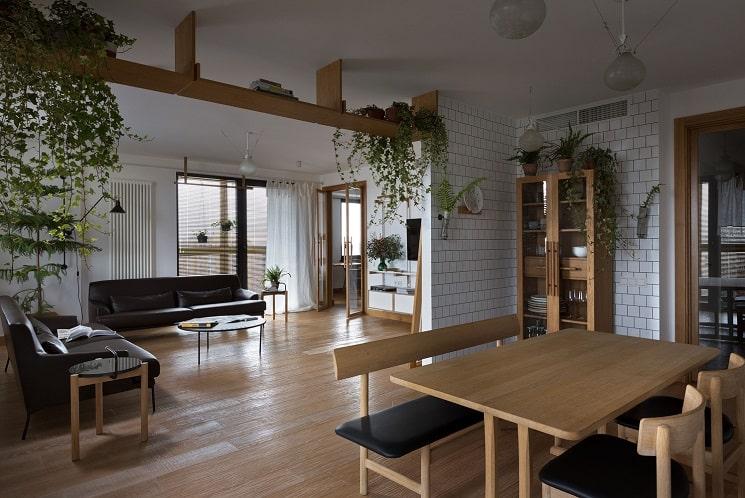 آپارتمان در کیف-19