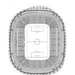پلان استادیوم ویلموت آلیانز ریوریا 4