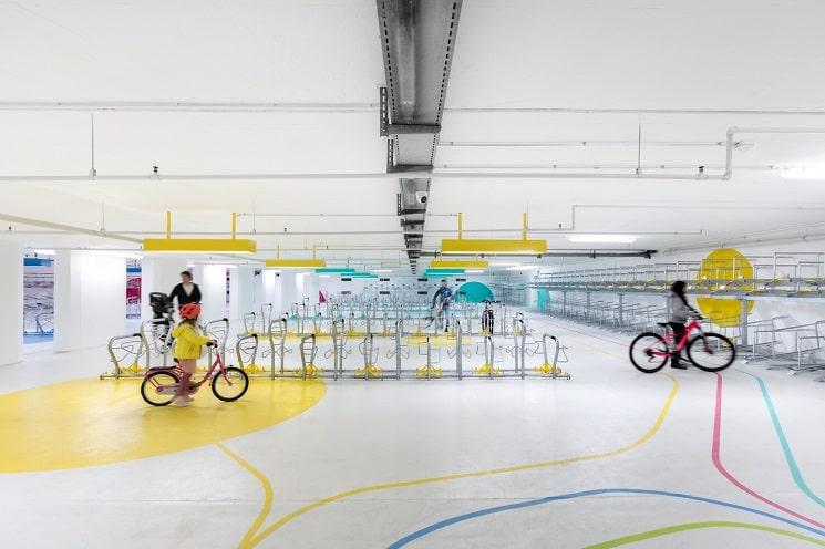 پارکینگ دوچرخه کارلسروهه1