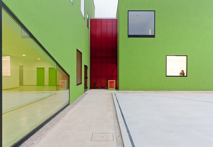 تأثیر رنگ بر معماری-25