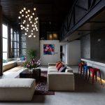 طراحی خانه دوبلکس-نشیمن-1