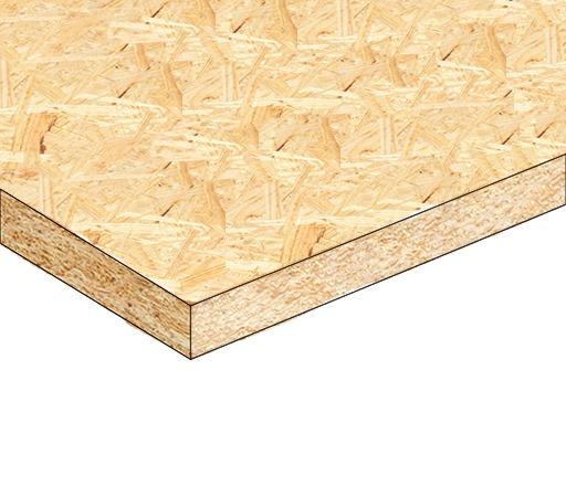 تخته های چوبی-osb