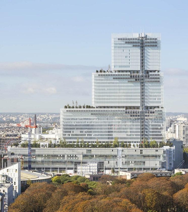 ساختمان دادگاه پاریس-8