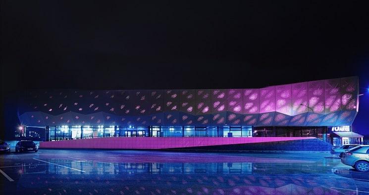 تأثیر رنگ بر معماری-39-رنگ بنفش