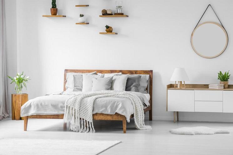 تمیز کردن اتاق خواب 3