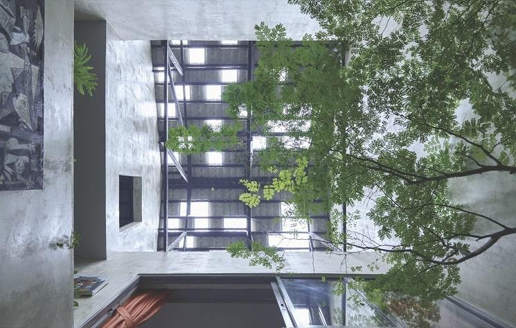بازسازی تراس خانه 8