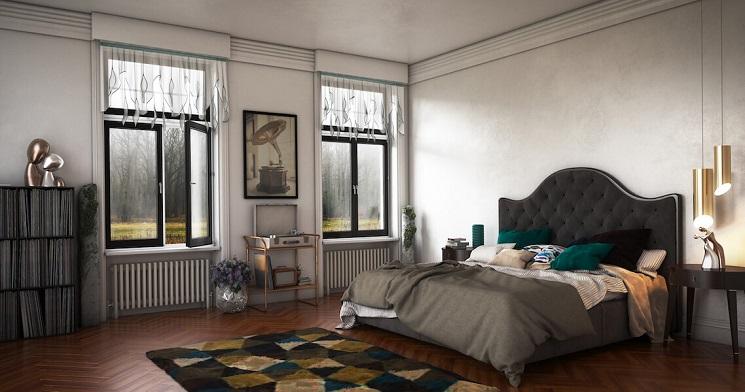 ایجاد اتاق خواب 4