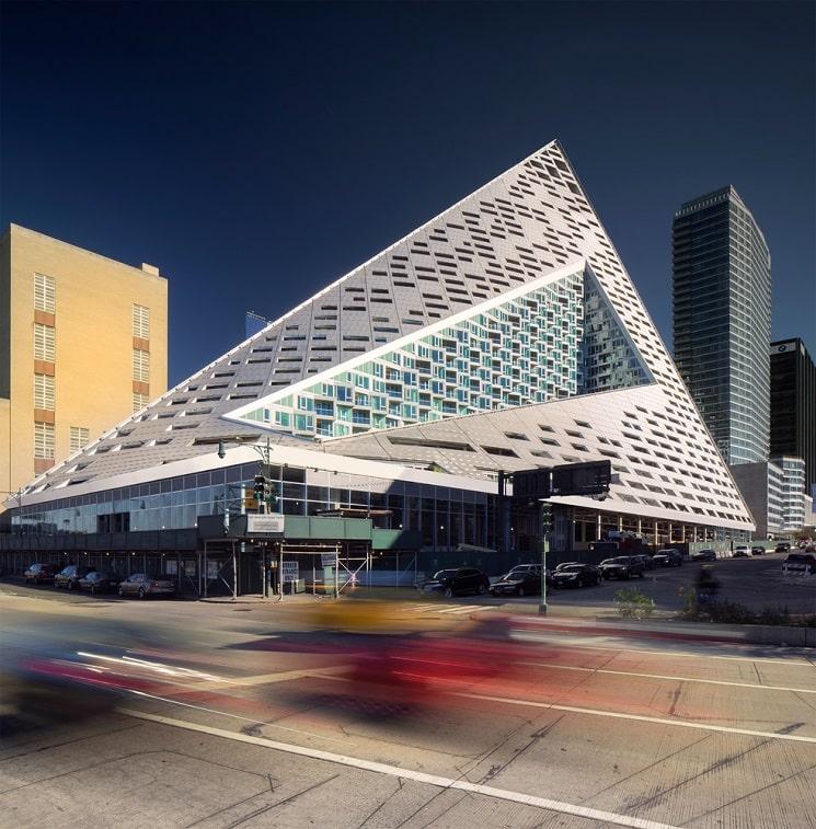 ساختمان VIL در آمریکا-13