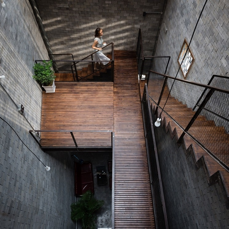 طراحی خانه بودایی-9
