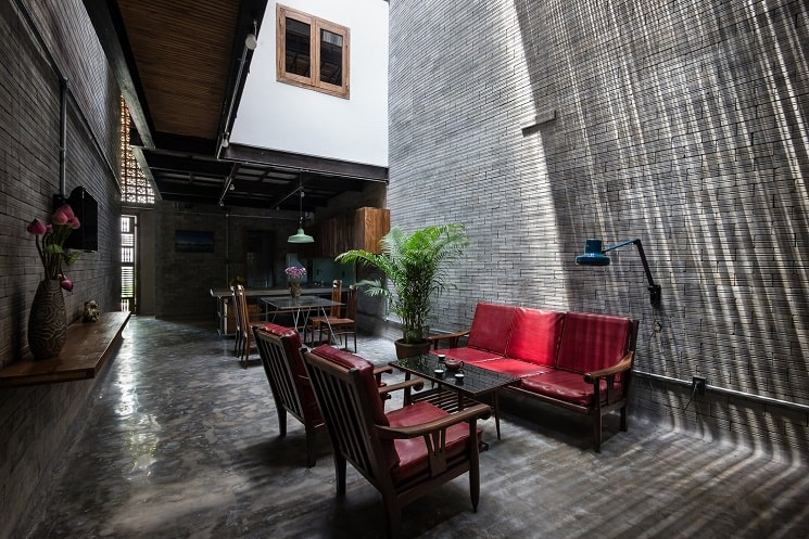 طراحی خانه بودایی-14