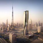 برج Wasl در دبی
