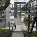شهرنشینی و آسانسور شهری در گالزرابوردا