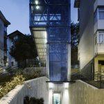شهرنشینی و آسانسور شهری در گالزرابوردا-1