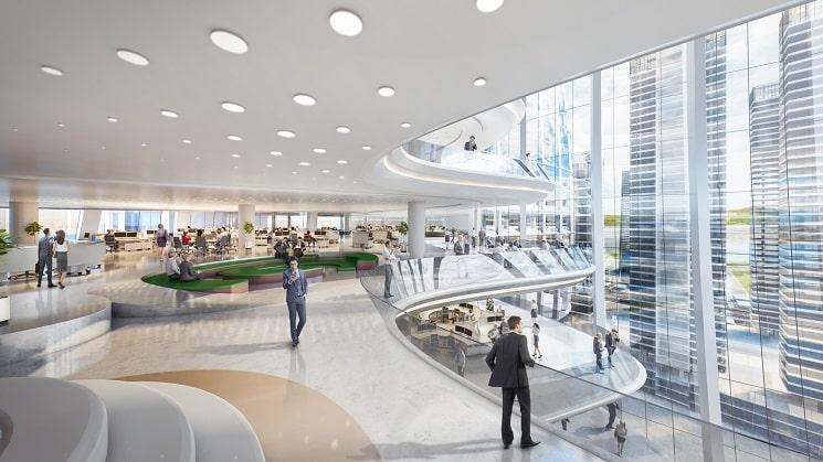 دفتر مرکزی جدید OPPO-4