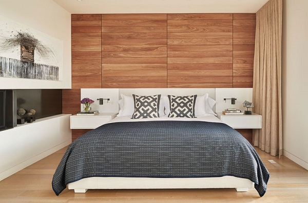 مدرن اتاق خواب