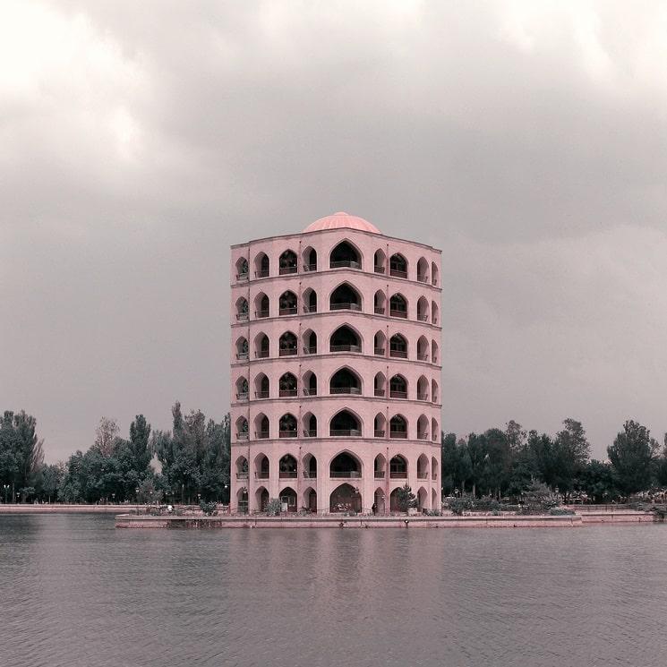 بناهای تاریخی سنتی ایران-9