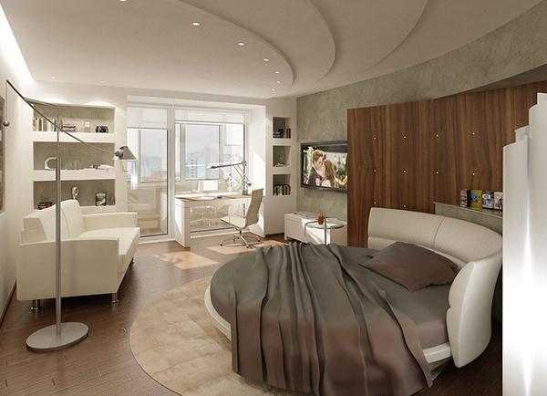 ایده های طراحی اتاق خواب-12