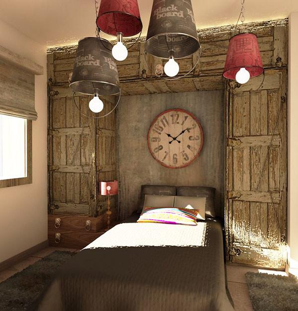 ایده های طراحی اتاق خواب-14