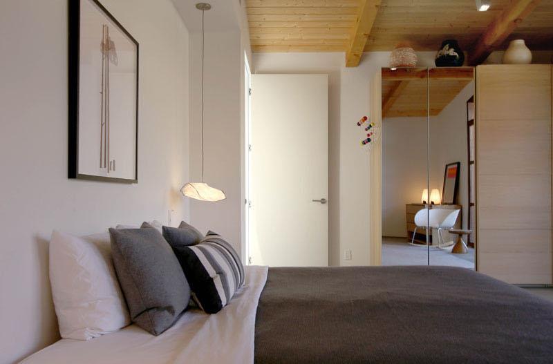 مدرن اتاق خواب-2