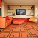 الگوی فرش هندسی-2