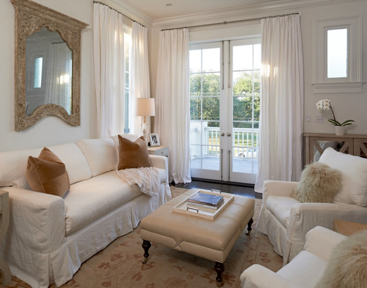 صندلی های زیبا سفید-2
