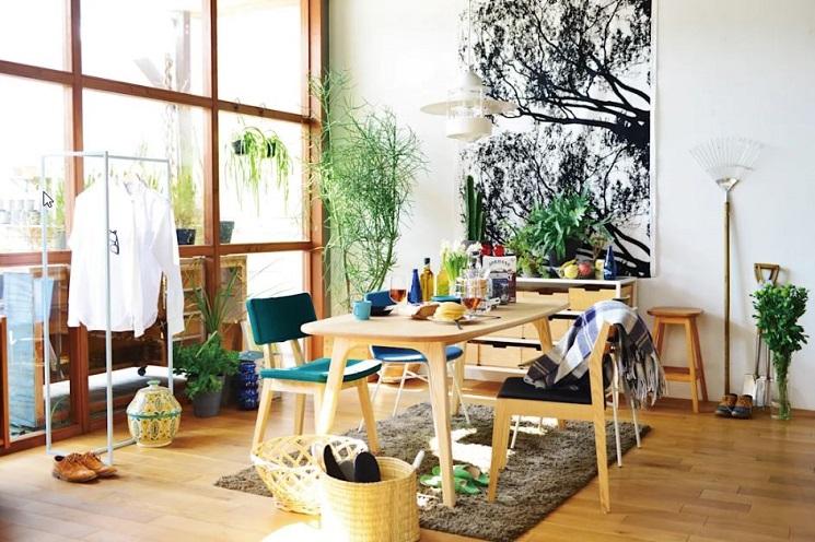 غنی سازی اتاق ناهار خوری با تصاویر