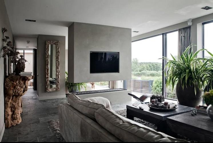 تلویزیون های تعبیه شده در دیوار
