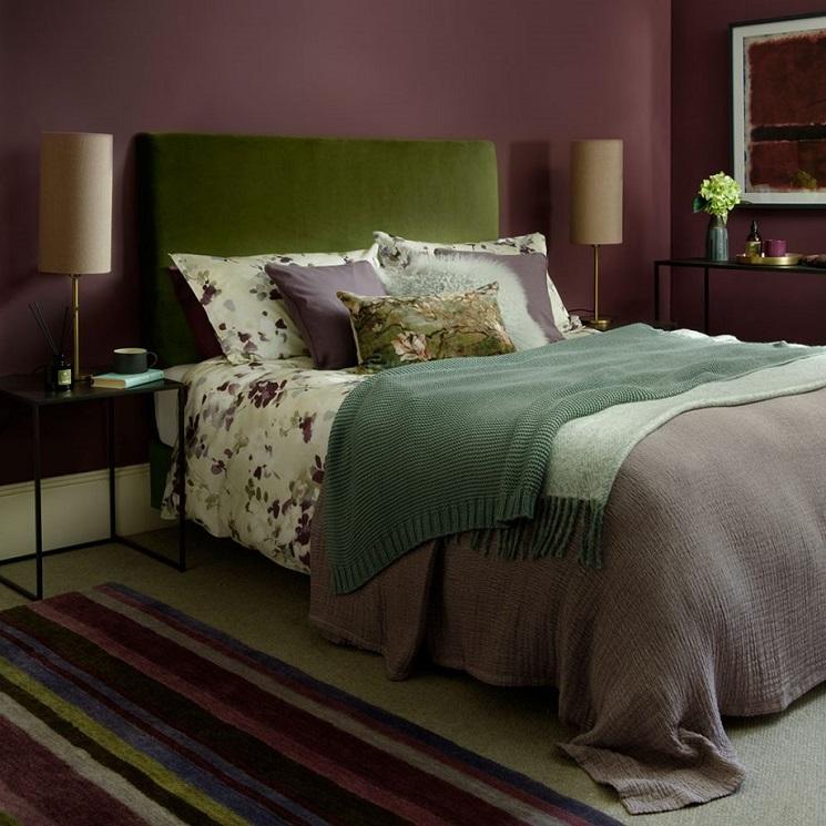 اتاق خواب ارغوانی بنفش-3