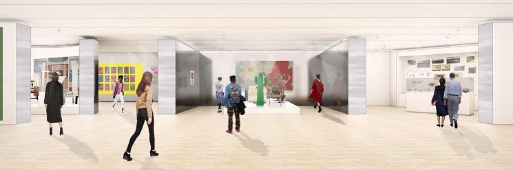 موزه هنر دنو DAM-3