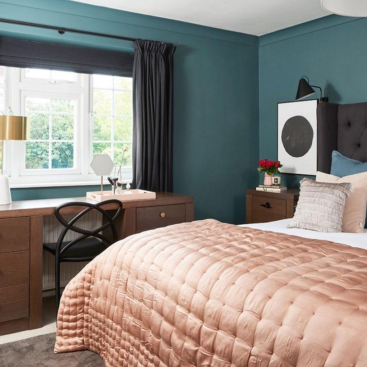 رنگ اتاق خواب 5