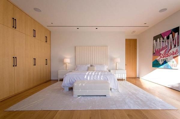 مدرن اتاق خواب-6
