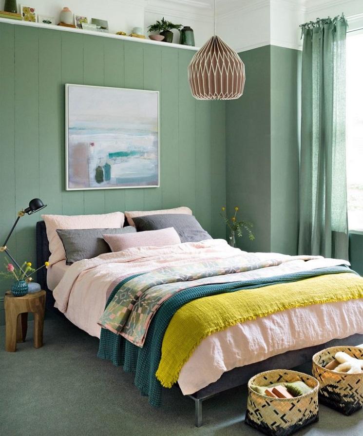 رنگ اتاق خواب 6