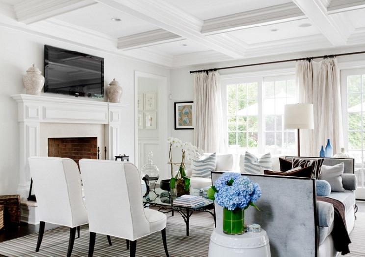 صندلی های زیبا سفید-6