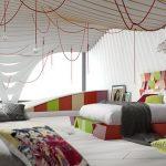 ایده های طراحی اتاق خواب-6