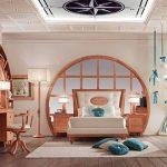 ایده های طراحی اتاق خواب-7