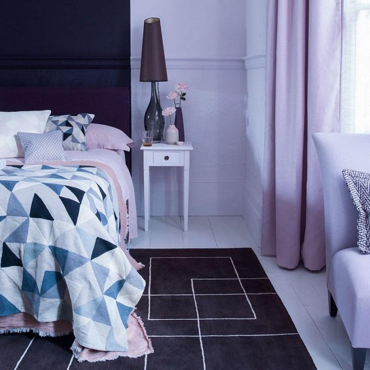 اتاق خواب ارغوانی بنفش-8