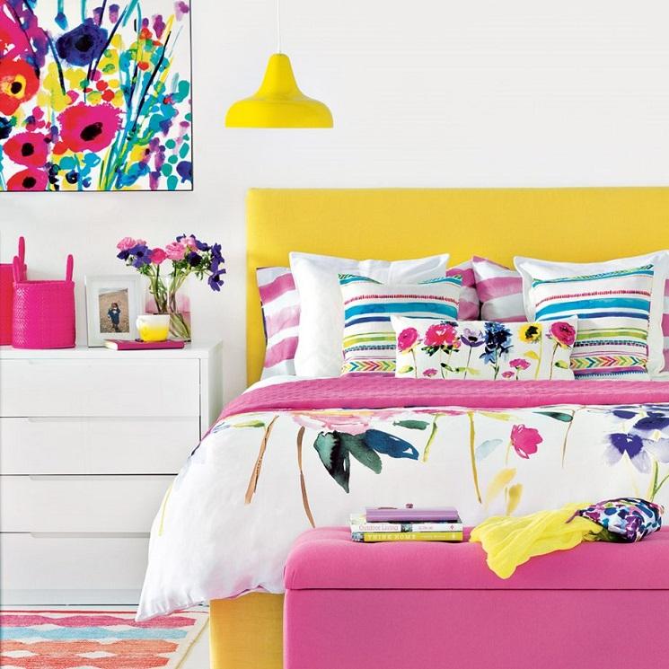 اتاق خواب صورتی-8